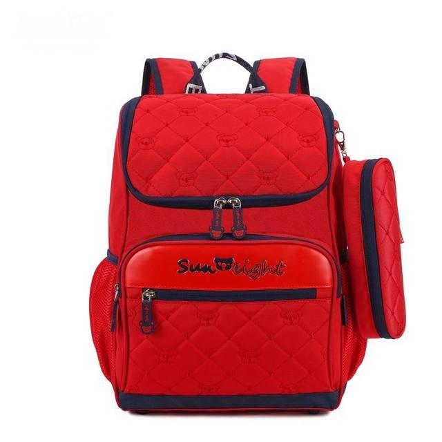 Mochilas Schoolbags 2018 Children School Bags For teenage Girls   Boys  Backpack Kid Bag Girl Schoolbook Bag Gift Bags c1a1691d75f8c