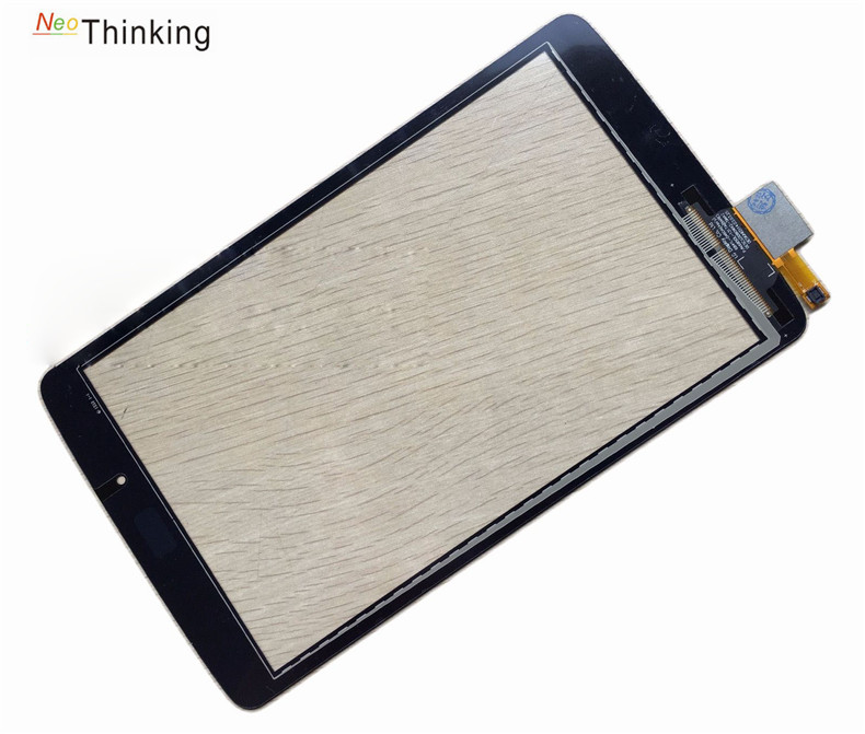 NeoThinking Touch For LG G Pad F 8.0 V480 V490 Tablet Touch Screen Digitizer Glass Replacement free shipping replacement touch screen digitizer glass for lg p970 black