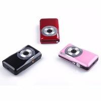 Mini Digital Pocket Video Camera Camcorder 2.7 LCD 16 MP Voice Video Recorder Anti shake Video Camera Birthday New Year Gift