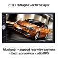 Car Video DVD Player Bluetooth Handfree Call 2-DIN Car Audio MP5 Player Auto Video AUX FM USB SD MMC Remote Control Radio Player