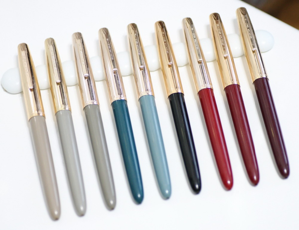Wing sung yongsheng 613-1 aluminum cover advanced iridium fountain pen the uncorruptible fountain pen the uncorruptible fountain wing sung 220 fountain pen antique collection full steel hopkinson students present gift dragon pattern 1990 s free shipping