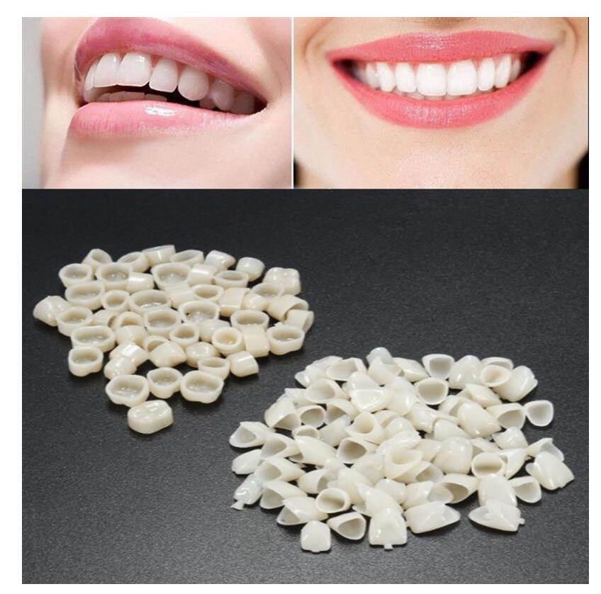 Teeth Whitening Denture Perfect Smile Comfort Fit Flex Temporary Crown Anteriors Front Molar Posterior Tooth False Teeth