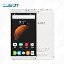 Dinosaurio MTK6735A Cubot Quad Core Android 6.0 Smartphone de 5.5 Pulgadas 4150 mAh Teléfono Celular 3 GB RAM + 16 GB ROM Abrió El Teléfono Móvil