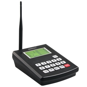 Image 2 - SINGCALL Coaster Paging System,Wireless Paging Queuing System restaurant call pagers,1 transmitter with 30 coaster pagers