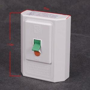 Image 2 - Aire acondicionado calentador de agua eléctrico piezas de repuesto interruptor de protección contra fugas interruptor de pared inteligente 500A 230V
