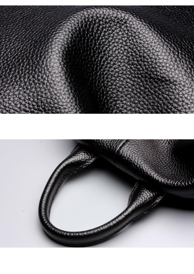 women genuine leather backapck 14