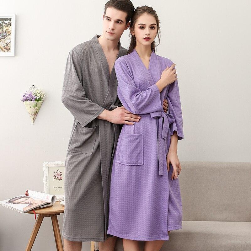 Womens New White Pink Heart Fleece Dressing Gown Ladies Bath Robe  Gift