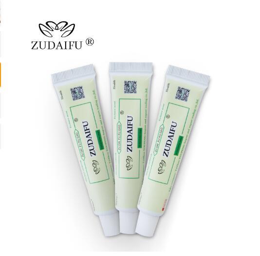 10PCS ZUDAIFU +GIFT Natural Skin Creams Eczema Ointments Psoriasis Eczema Allergic Neurodermatitis Ointmen ( Without Retail Box)