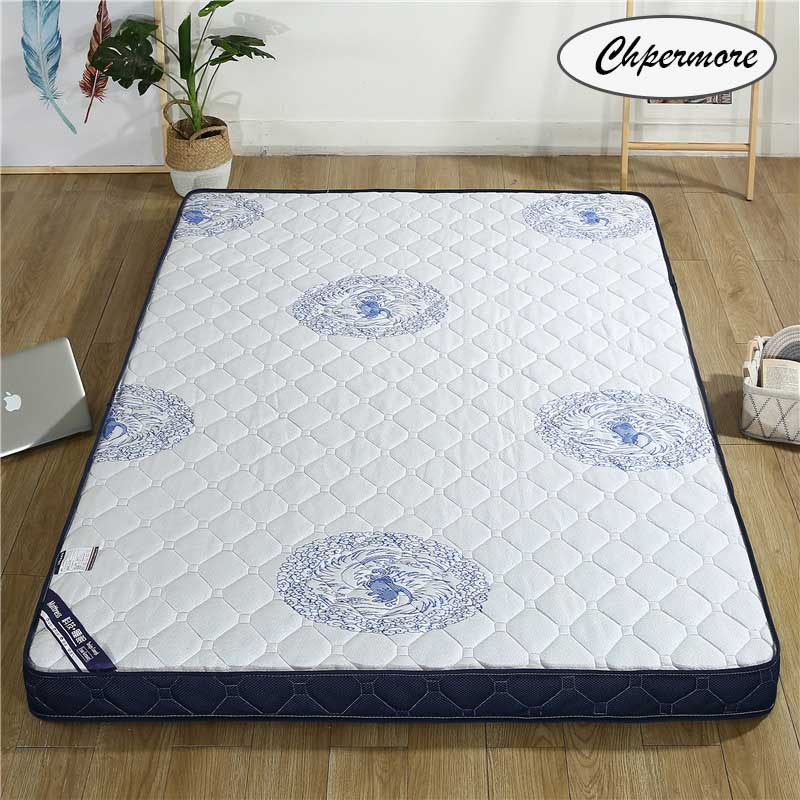 Chpermore Thicken Keep Warm Mattresses Foldable Memory Foam Tatami Single Double Mattress For Family Bedspreads King Size