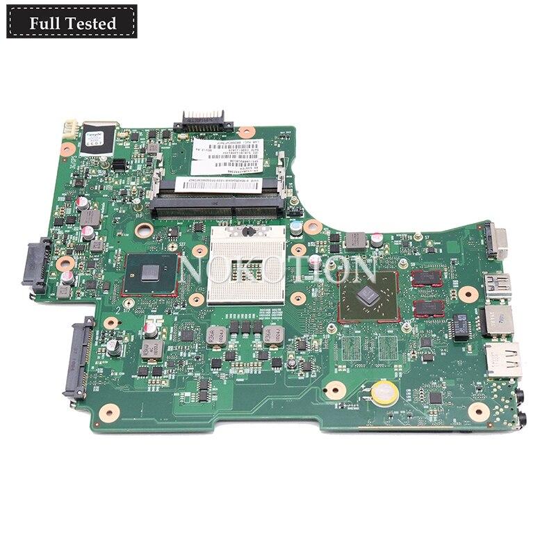 NOKOTION laptop motherboard for Toshiba Satellite L650 mainboard DDR3HD45000 graphics V000218030 V000218130 1310A2332304|laptop motherboard|motherboards for laptops|motherboard motherboard - title=