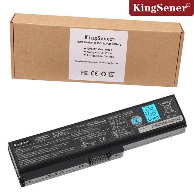 KingSener 10.8 В PA3817U-1BRS 48WH Батареи Ноутбука Для TOSHIBA Satellite L645 L655 L700 L730 L735 L740 L745 L755 L750 PA3817U