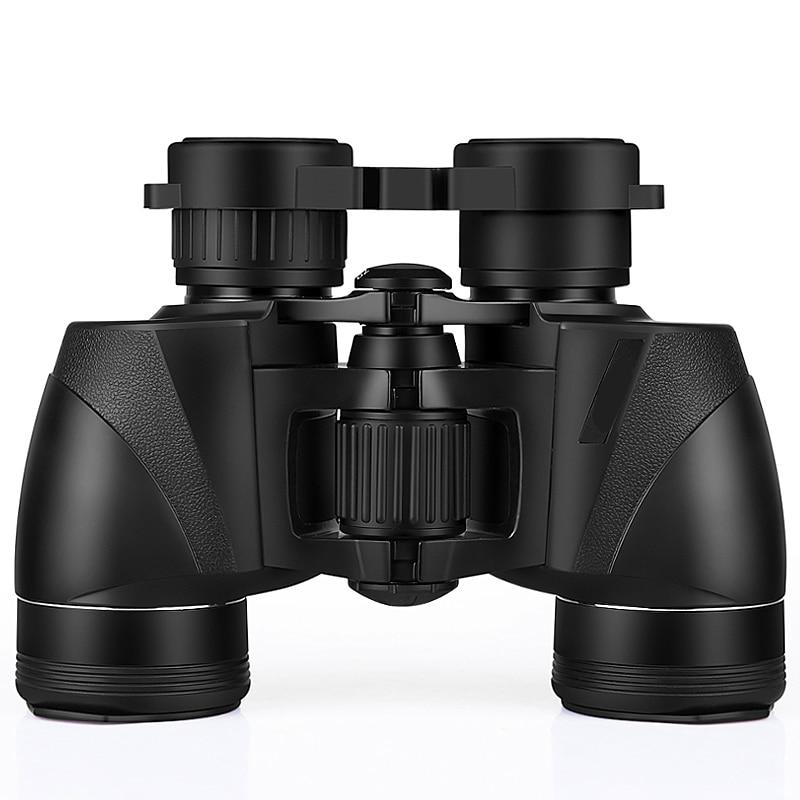 Professional High Powerful Military 8x35 HD Binocular Telescope Waterproof Zoom Porro Bak4 Prism For Hunting Camping Hiking
