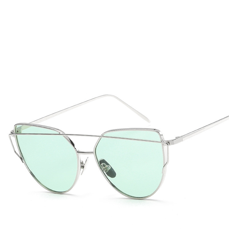 Fashion Brand Sunglasses For Women font b Glasses b font Cat Eye Sun font b Glasses