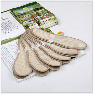 Image 3 - 5Pairs/Lot Insoles For Shoes Bamboo Charcoal Shoe Insoles Deodorant Antibacterial Breathable Shoe Pads Outdoor Hiking Insoles