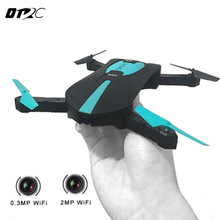 OTRC JY018 Mini Baby Elfie Selfie 720P WIFI FPV w/ Altitude Hold Headless Mode G-sensor RC Drone Quadcopter Helicopter RTF H37