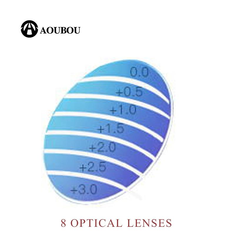 Kacamata Baca Multifokal Otomatis Zoom Tanpa Bingkai Ultralight - Aksesori pakaian - Foto 3
