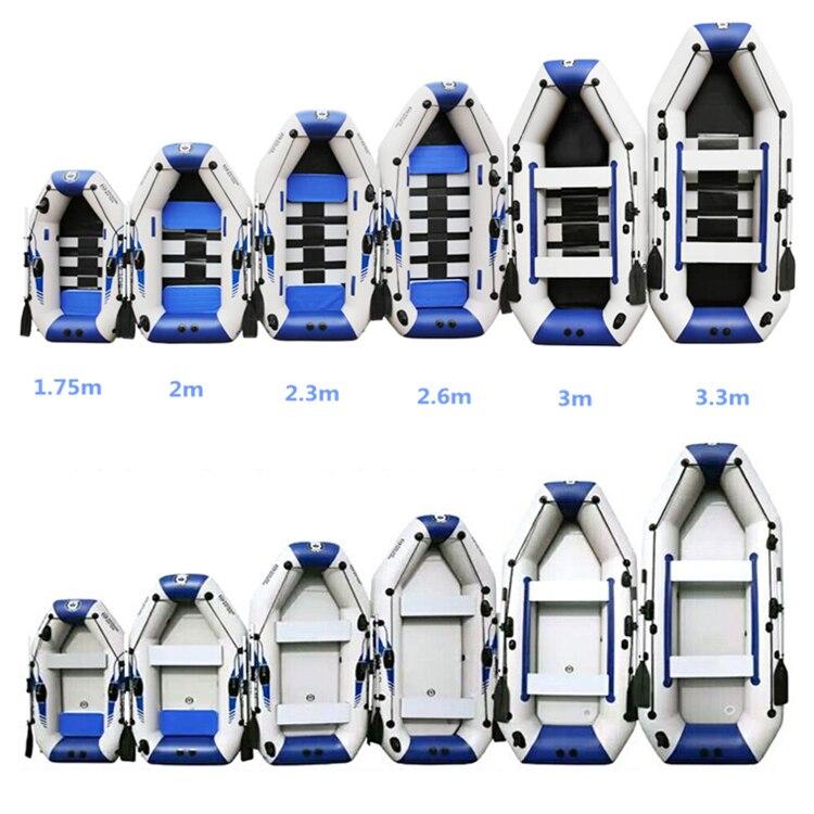 3 слоя 0,9 мм ПВХ материал профессионального надувные лодки Рыбацкая лодка надувная ламинирования износостойкие лодка резиновая лодка ...