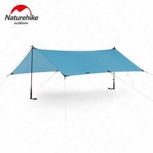 Naturehike новая уличная походная спасательная Защита от солнца многоместная Солнцезащитная палатка Сверхлегкая переносная палатка Водонепроницаемая пляжная
