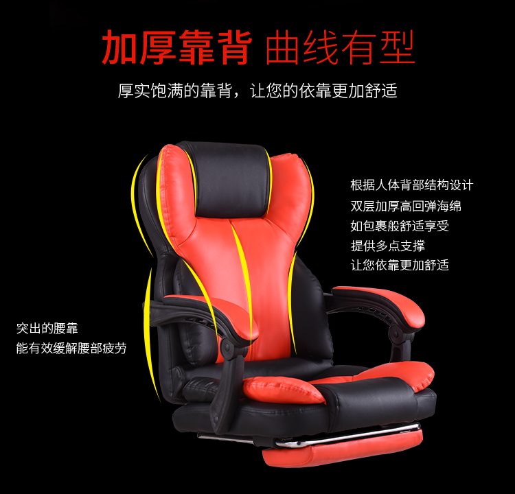High Quality Ergonomic Office  Chair Office Furniture 2