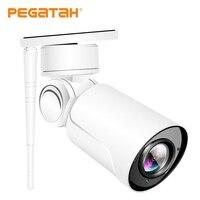 1080P Full HD IP PTZ Bullet Camera 4X Optical Zoom IP65 Waterproof Night Vision IP Camera Mini Outdoor WIFI PTZ Surveillance