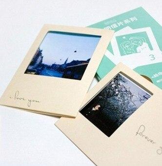 Vente Chaude Cartes De Visite Coree Fun Creative Retro Manuel BRICOLAGE Artisanat Papier Carte Voeux