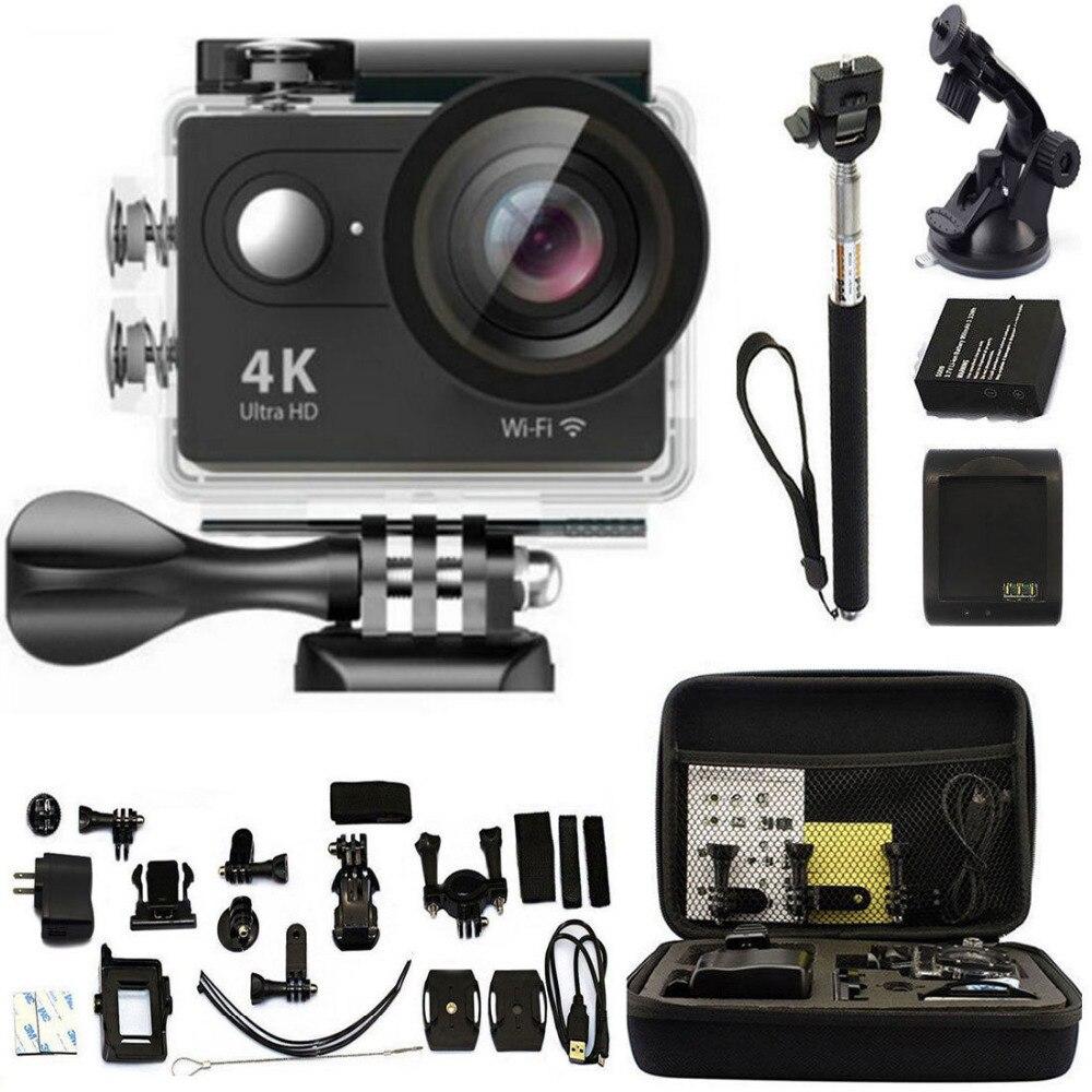 H9 go Action Camera Ultra HD 4K WiFi 1080P Sport Go 2 0 LCD Waterproof pro
