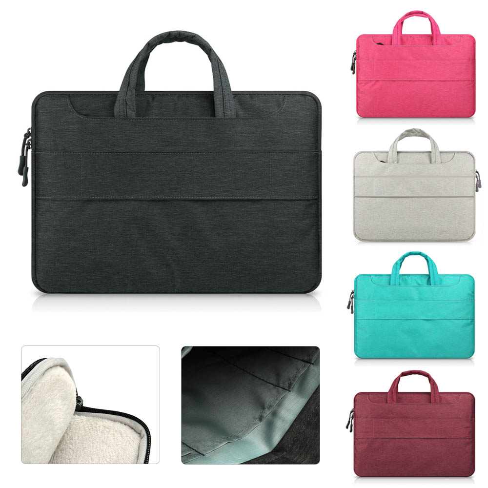 Universal Laptop Shoulder Bag Case Sleeve 11.6 13.3 15.6 inch For Macbook Air Pro Retina for Samsung Acer Dell Laptop Carry Bag