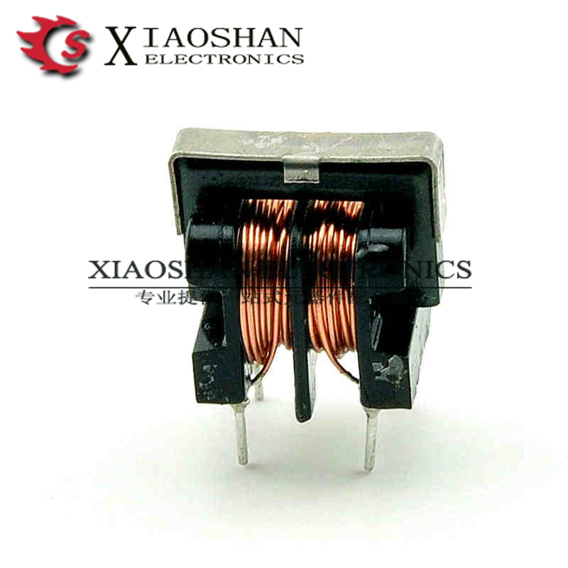 5pcsCommon Mode Choke Inductor For Filter UU9.8UF9.8 7*8 16MH 17MH 18MH 19MH 20MH 21MH 22MH 23MH 24MH 25MH 26MH 27MH 28MH 29MH