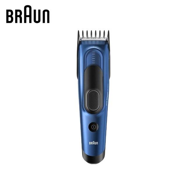 Hair Clipper Braun HC5030 electric hair salon barber trimmer haircut zipper