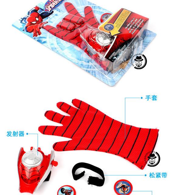Spider-Man Costume Glove Launcher