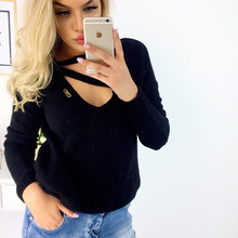 Autumn Winter Knitted Sweaters