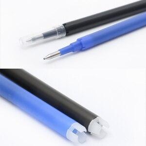 Image 3 - 12 sztuk/partia Pilot BLS FR7 wkład FriXion Pen do LFBK 23EF i LFB 20EF Gel Ink 0.7mm