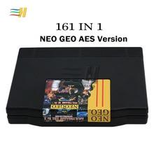 Neo картридж geo супер AES 161 в 1 Mutli игры PCB Jamma доска мульти корзину игры кассета AES neo geo Стандартный Jamma