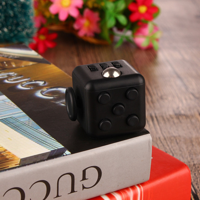 Anti-Stress Cube