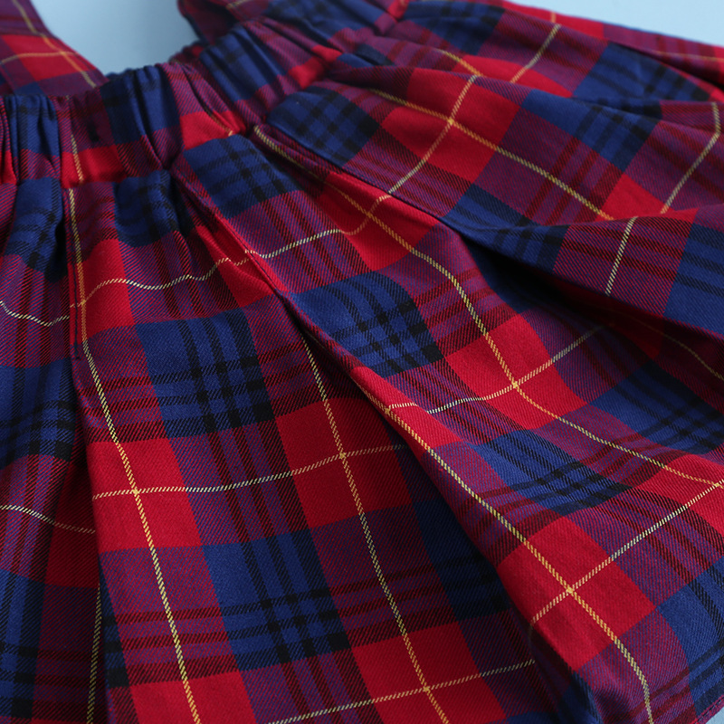 2017-Kids-Skirts-For-Baby-Girl-Summer-Fall-Plaid-Skirt-Toddler-Girl-Suspender-Pleated-Skirts-England-Style-Child-School-Clothes-5