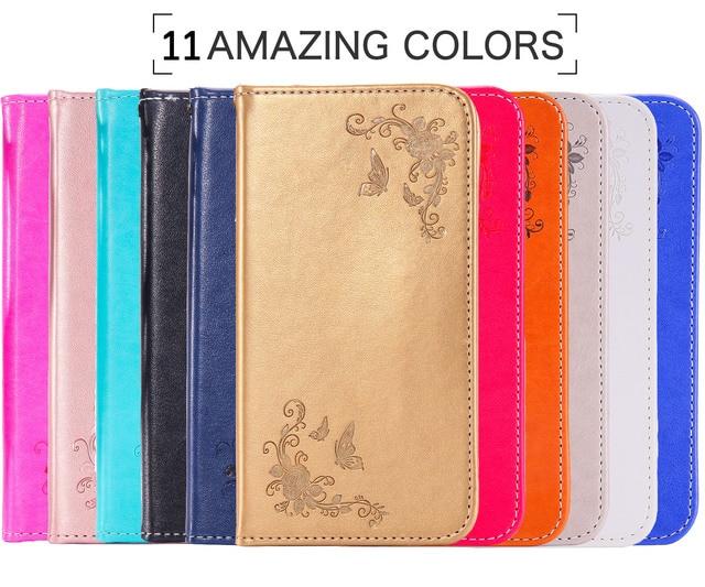 """Huawei y6ii Case huawei y6 ii cam-l21 bag Non-buckle Flip Case For 5.5"""" huawei cam-l21 Case huawei cam l03 Cover Y62 l21 box"""