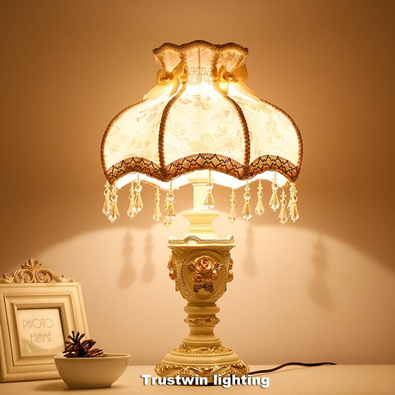 light on at night