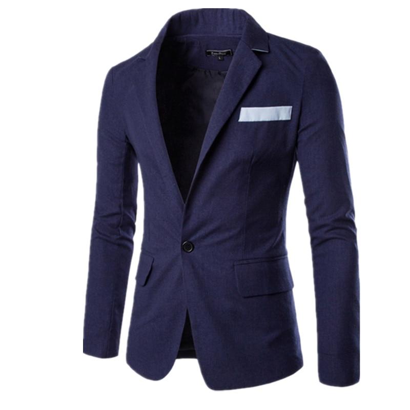 Online Get Cheap Mens Linen Blazer -Aliexpress.com   Alibaba Group