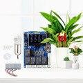 Elecrow Nuova Versione Automatica Intelligente di Pianta di Irrigazione Kit per Arduino Kit FAI DA TE Elettronico Programma Piante D'acqua All'aperto Bordo di Modulo