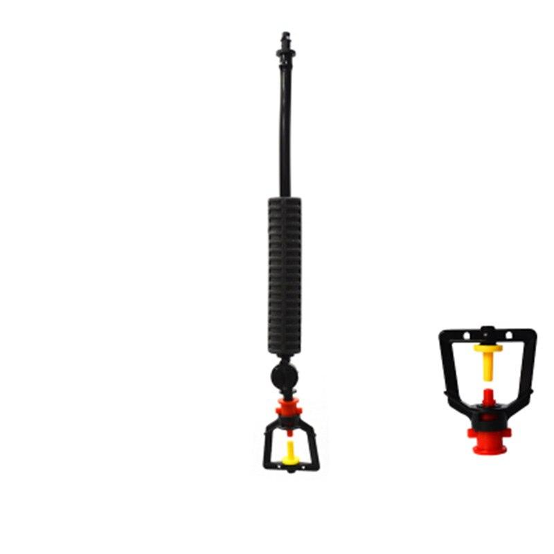 Refractive Micro Sprinkler Hängen Montage Beschlagen Microjet Für Garten Bewässerung Garten Blume Bewässerung
