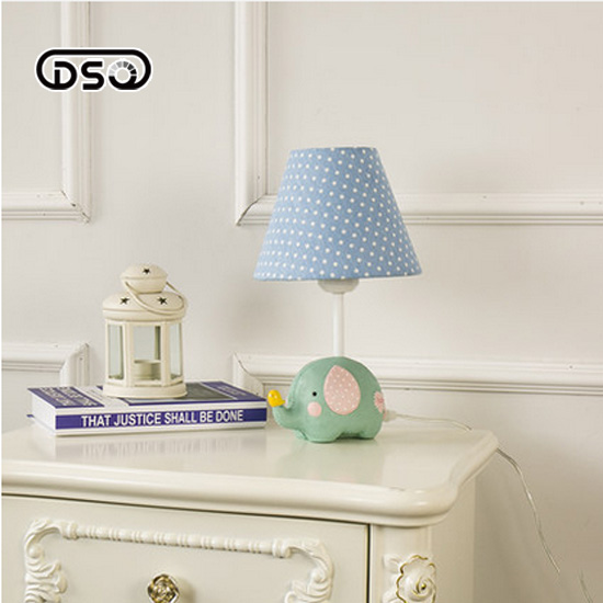 Past Nordic American Bedroom Bedside Lamp Children S Table Cartoon Creative Little Elephant In Desk Lamps From Lights Lighting On