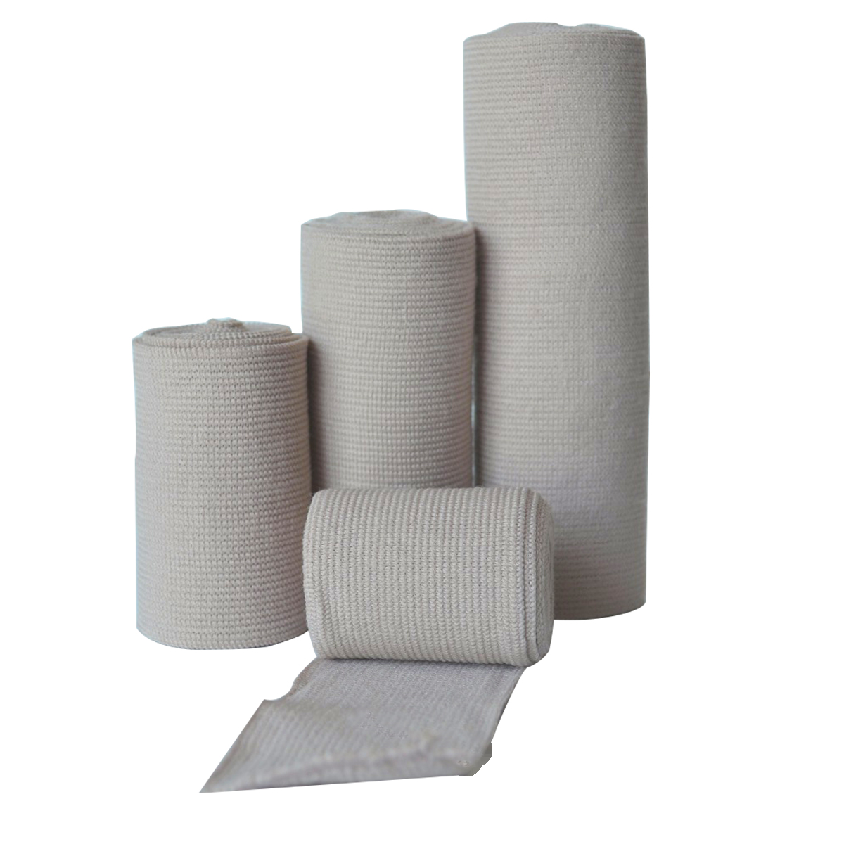 10Pcs X Elastic Bandage Medical First Aid Wound Breathe Dressing Fixed Multi Size By Med ...