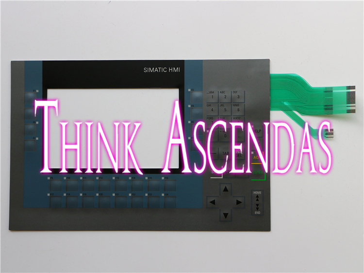 1pcs New KP700 6AV2124-1GC01-0AX0 6AV2 124-1GC01-0AX0 Membrane Keypad brand new 6av2 124 0gc01 0ax0 touch screen glass well tested working three months warranty
