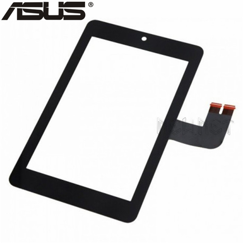 Asus Touch Screen Panel Glass Digitizer Lens replacement parts For Asus MeMO Pad HD 7 ME173 ME173X Touch panel For Asus ME173X hot sale touch screen for asus fonepad 7 fe375 fe375cg fe375cxg me375 glass digitizer panel replacement black