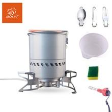 BULIN BL B16 מיני נייד חיצוני גז תנור מתקפל קמפינג פיצול גז קמפינג בישול