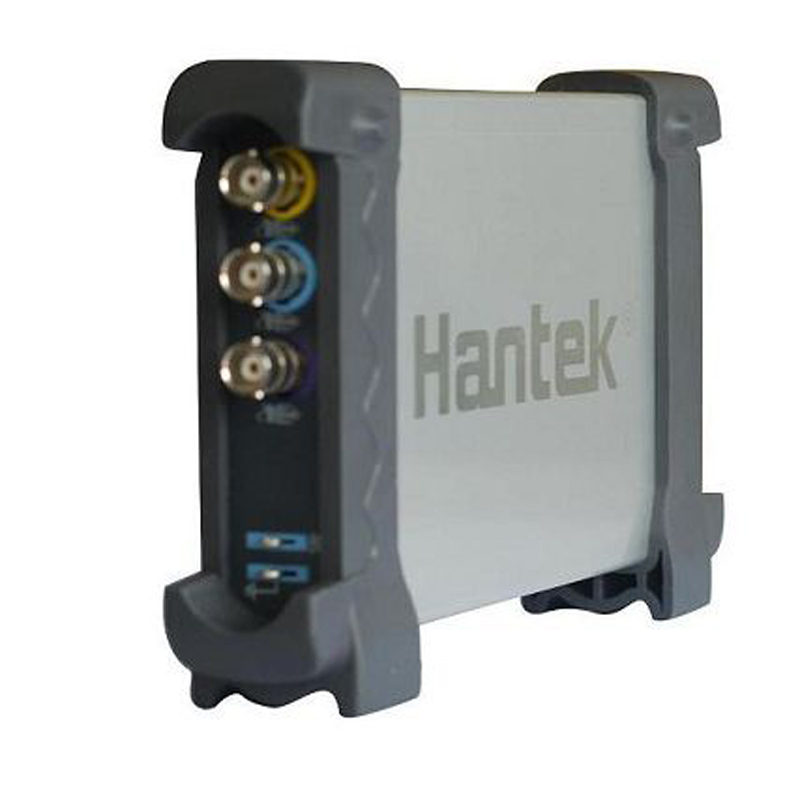 Hantek 6082BE PC USB Oscilloscope 80MHz 250MS/s digital Automotive Oscilloscopio Diagnostic-tool осциллограф hantek 6022be usb storag 2channels 20 48msa s