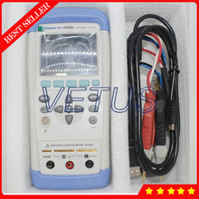 Cheap price AT825 Digital Portable Handheld Accuracy LCR Meter with 10KHz L C R Q D Z Theta ESR Tester TFT LCD Touch Screen USB AC100-240V
