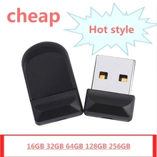Super Mini USB Flash Drive Pen Drive16G/32G/64G/128G/256G/512GB U Memory Stick OTG HOT