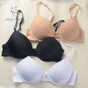 a041fc82f6 styles women bra cotton black white lingerie intimates