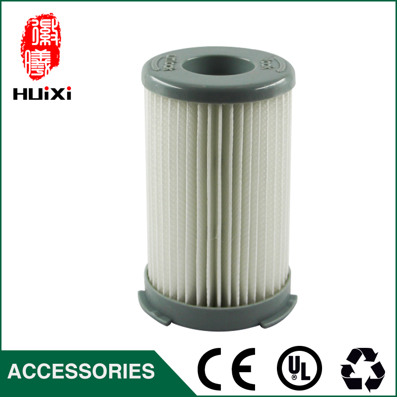 цены 110*75mm Vacuum Cleaner Cartridge Pleated HEPA Filter EF75B Replacement  for ZS203 ZT17635 Z1300-213 vacuum cleaner Accessories